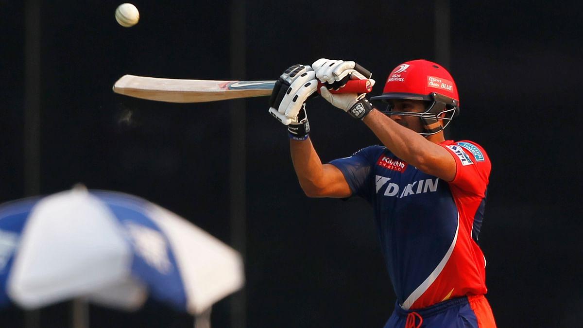 Karun Nair scored a vital 68 of 50 deliveries against Kolkata on Saturday. (Photo: BCCI)