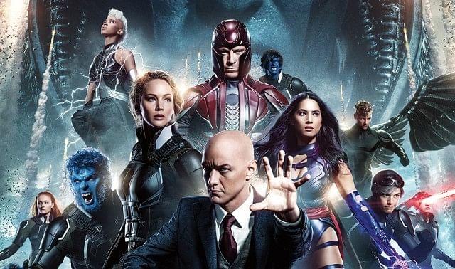 Poster of&nbsp;<i> X-Men Apocalypse</i>