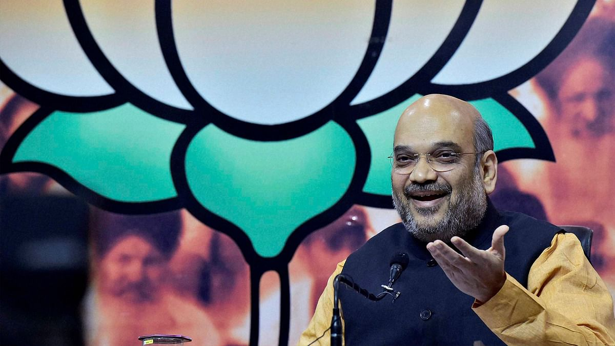 Will Not Allow Assam to Become Kashmir, Hence NRC: Amit Shah