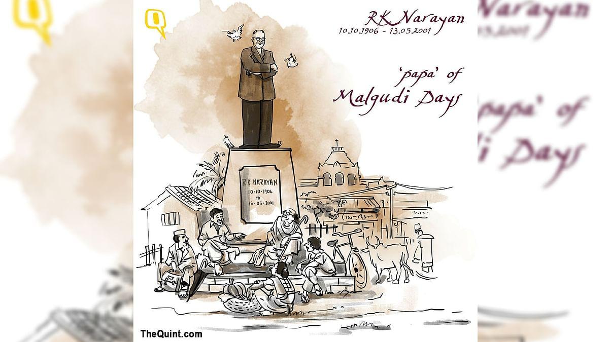 Remembering RK Narayan on His Birth Anniversary