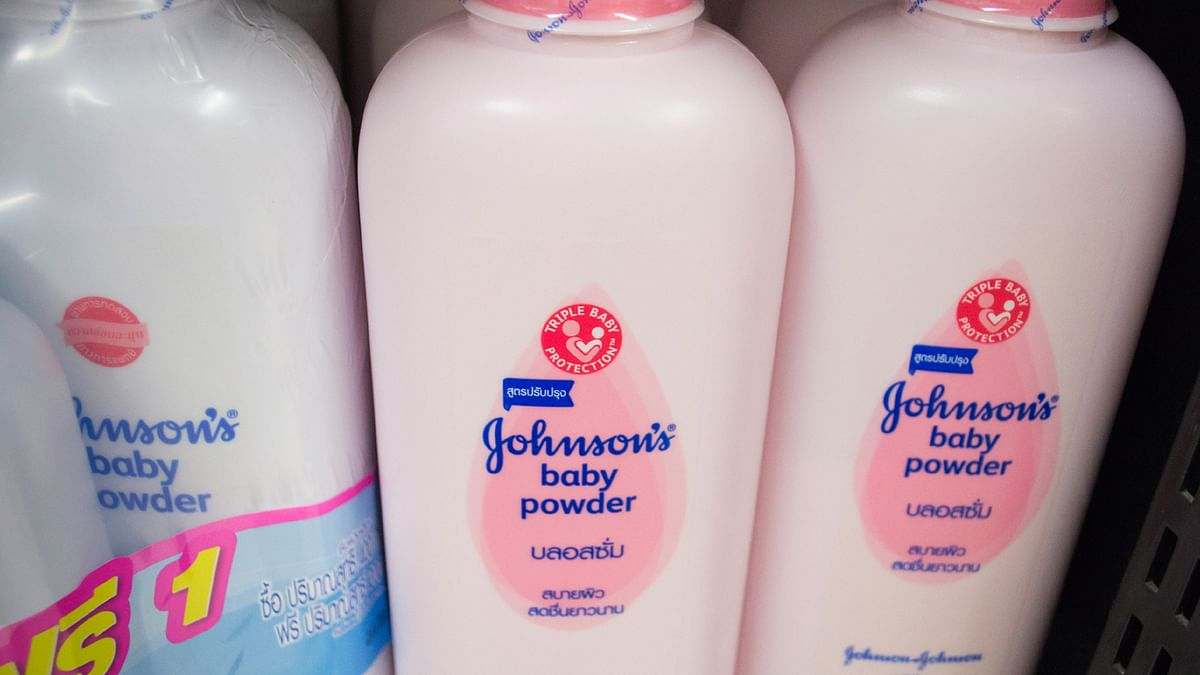 Johnson & Johnson to Not Sell Baby Talc in US Over Cancer Lawsuits