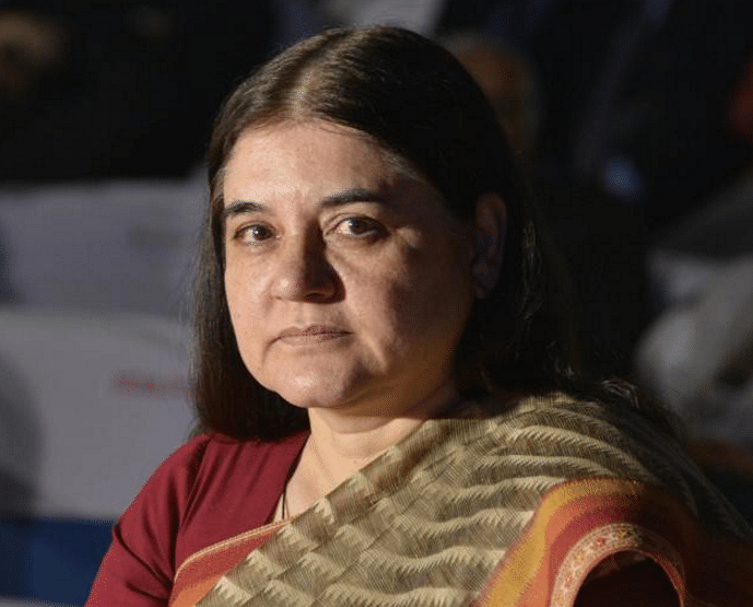 """Can India pull off Maneka Gandhi's day-care proposition? (Photo: Twitter/<a href=""""https://twitter.com/airnewsalerts"""">@airnewsalerts</a>)"""