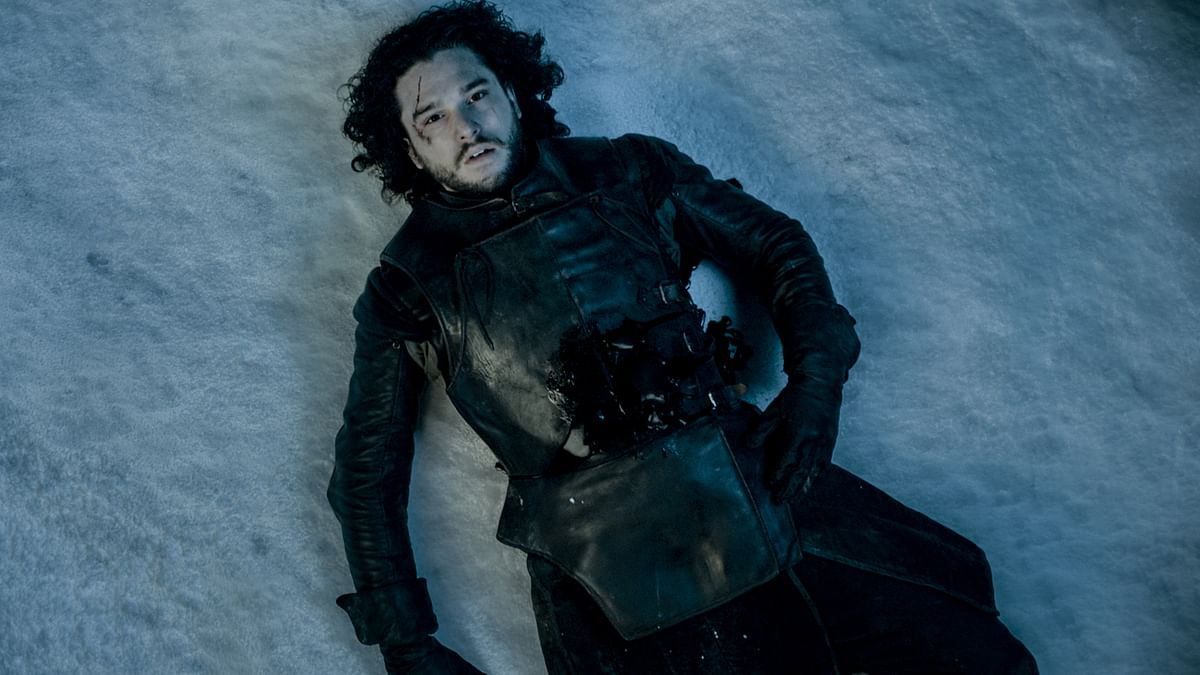 Jon Snow was only playing dead! (Photo: YouTube/Game of Thrones)