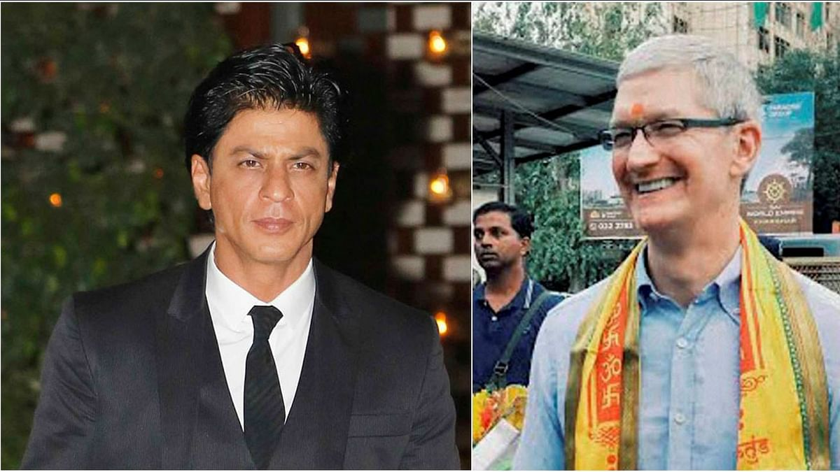 Celebrities including actor-producer Aamir Khan and prominent businessmen will be among the star attendees at the private gathering. (Photo Credit: Yogen Shah/PTI/Altered by <b>The Quint</b>)