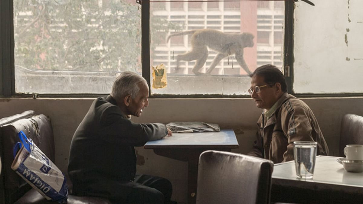 Stuart Freedman's <i>The Palaces of Memory </i>captures the timelessness of Indian Coffee Houses around the country. (Photo: Sent by Stuart Freedman)