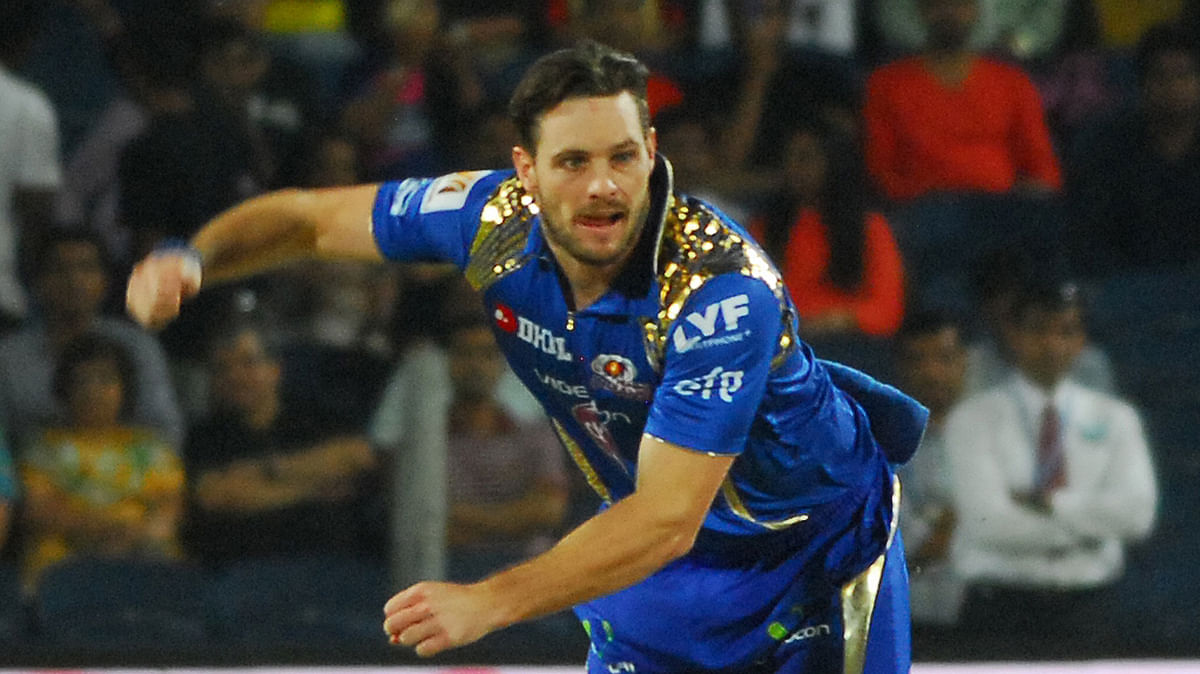 Mitchell McClenaghan second in the top-wicket takers' list this IPL (Photo: IANS)