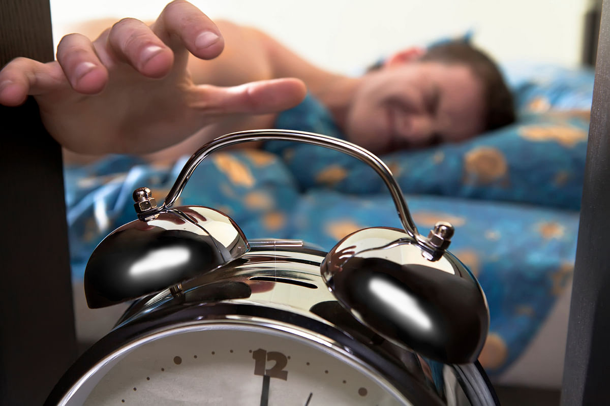 You snooze, you lose Photo: iStock