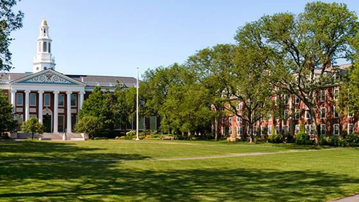 """Seven  buildings were evacuated after a bomb threat. (Photo Courtesy: <a href=""""https://www.facebook.com/HarvardBusinessSchool/"""">Facebook/HarvardBusinessSchool</a>)"""