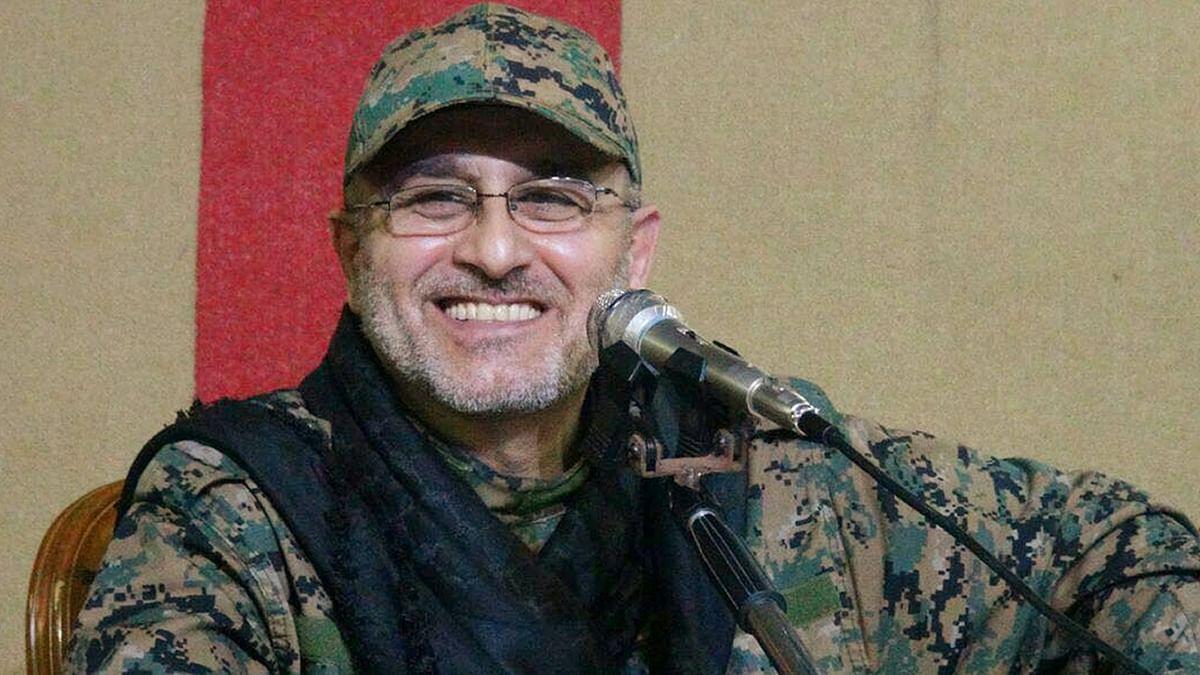 A file photo of Mustafa Badreddine. (Photo: AP)