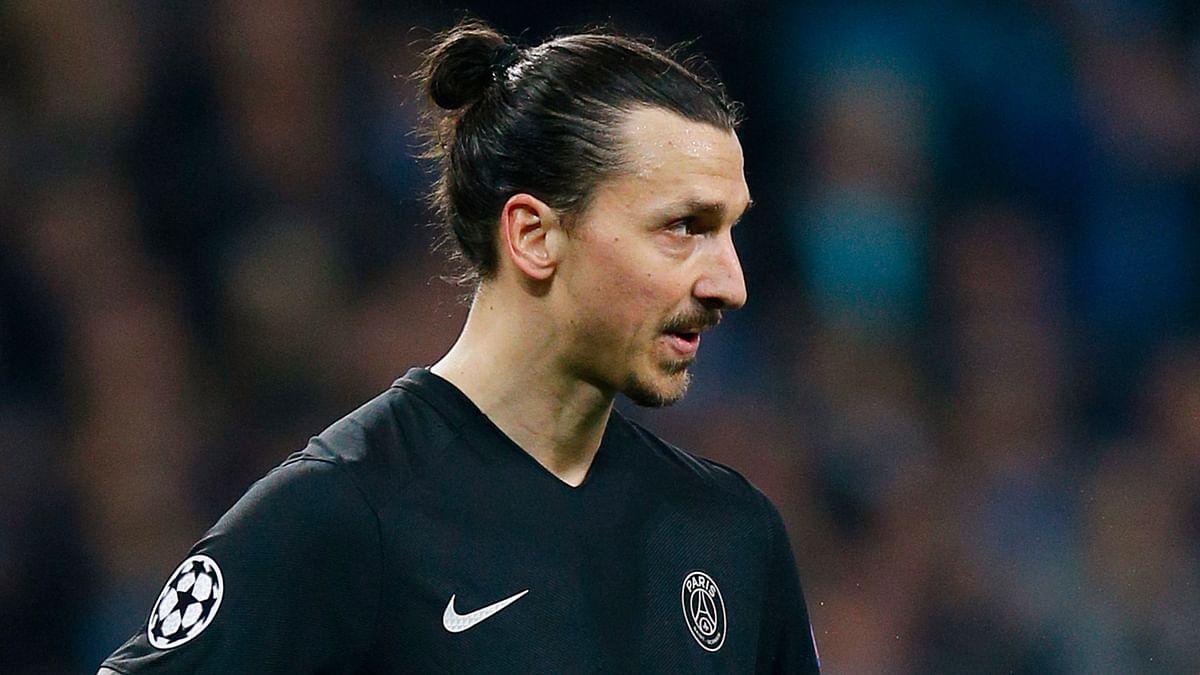 File photo of Zlatan Ibrahimovic. (Photo: Reuters)