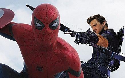 A still from <i>Captain America: Civil War</i>