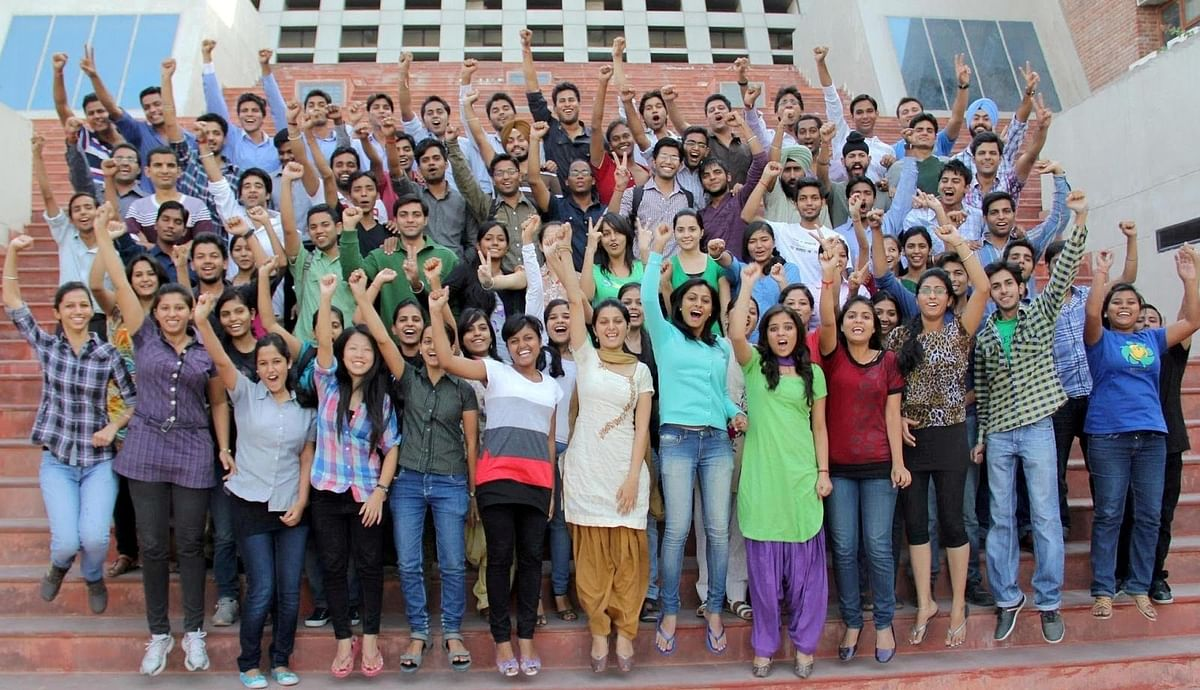 "Think big in college to think big in life Photo:<a href=""http://www.lpu.in/""> LPU</a>"