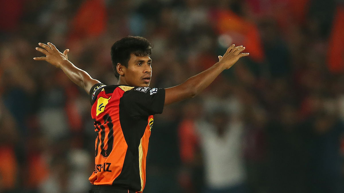 Mustafizur has been a valuable addition to SRH camp (Photo: IANS)