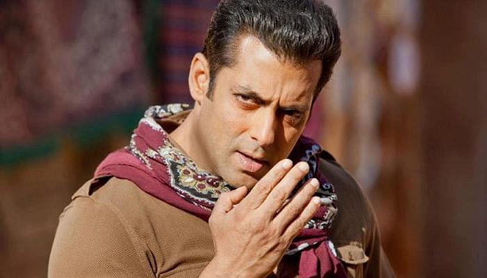 Salman Khan in a scene from <i>Ek Tha Tiger</i>