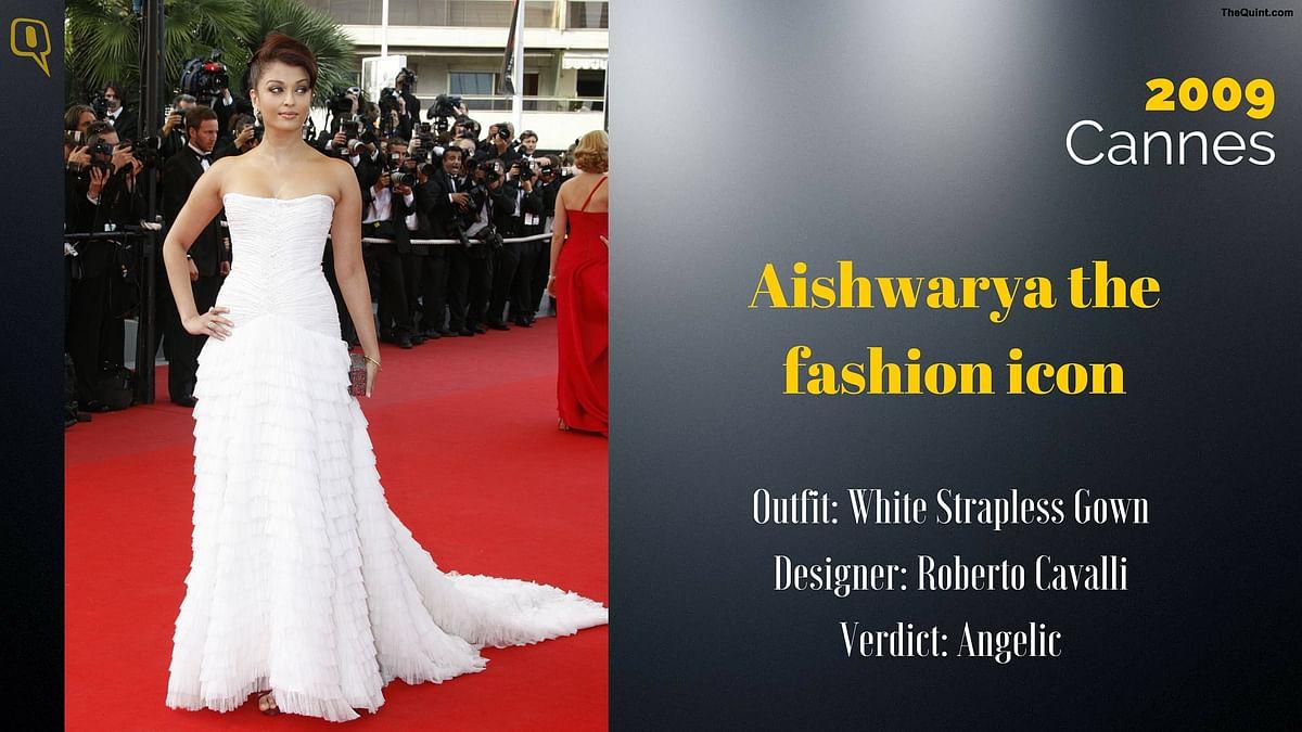 Cannes 2009: Aishwarya the fashion icon.