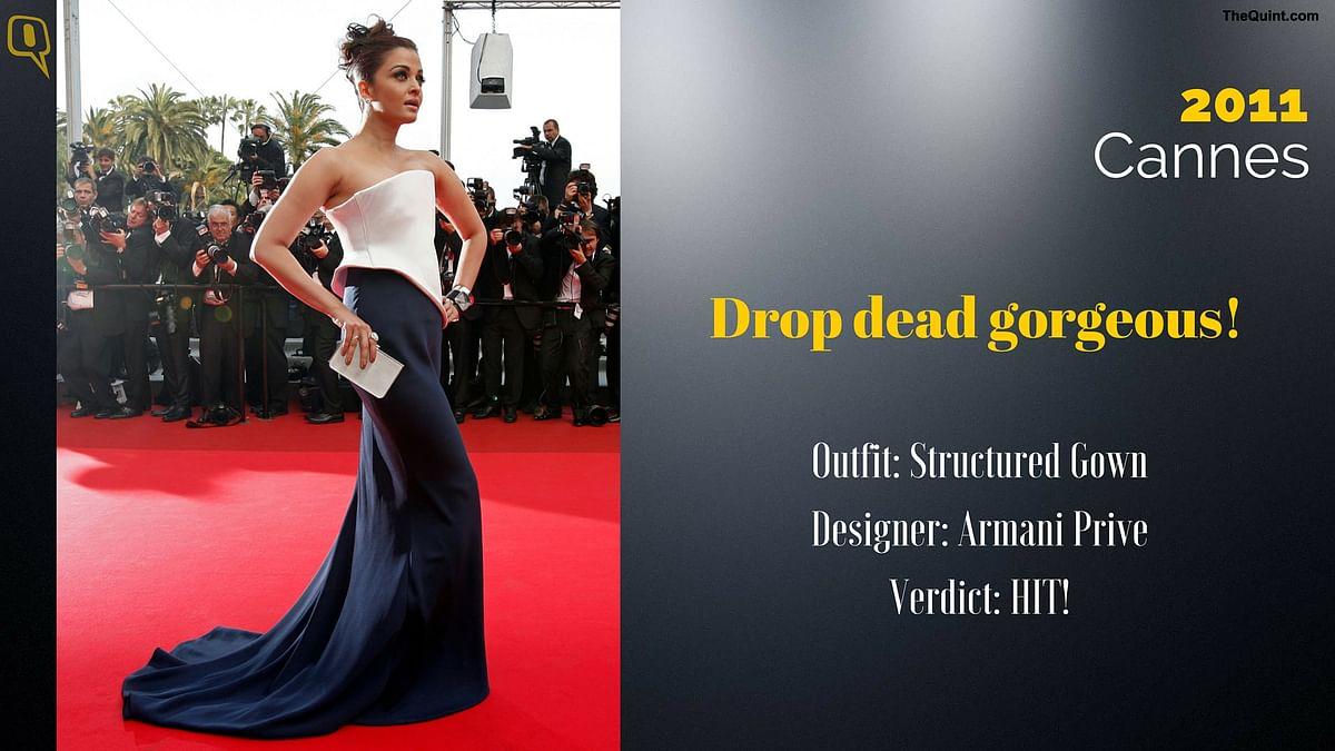 Cannes 2011: Drop dead gorgeous.