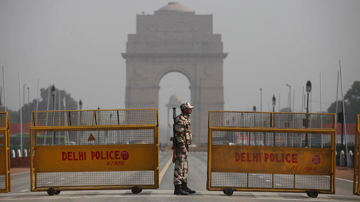 Explosives have also been recovered from their possession and they are being further questioned.(Photo: PTI)