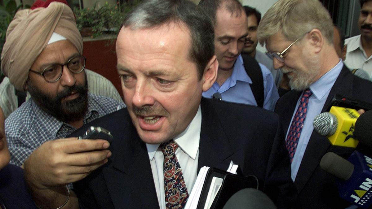 Martin Hawkins, an investigator of the International Cricket Council's (ICC) anti corruption body. (Photo: Reuters)