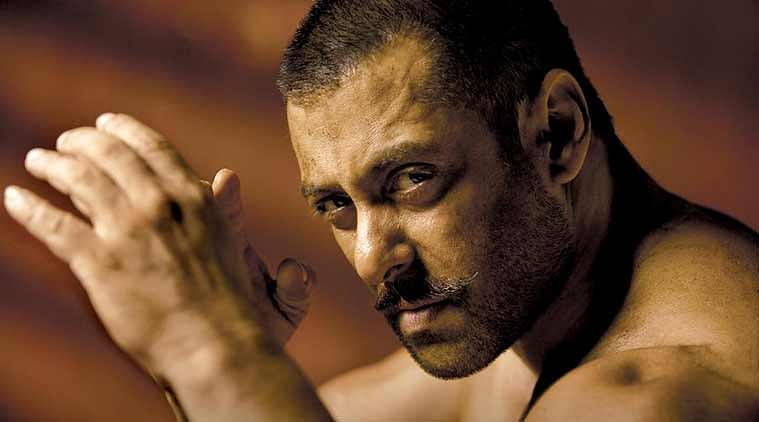 Movie Poster of <i>Sultan</i>&nbsp;