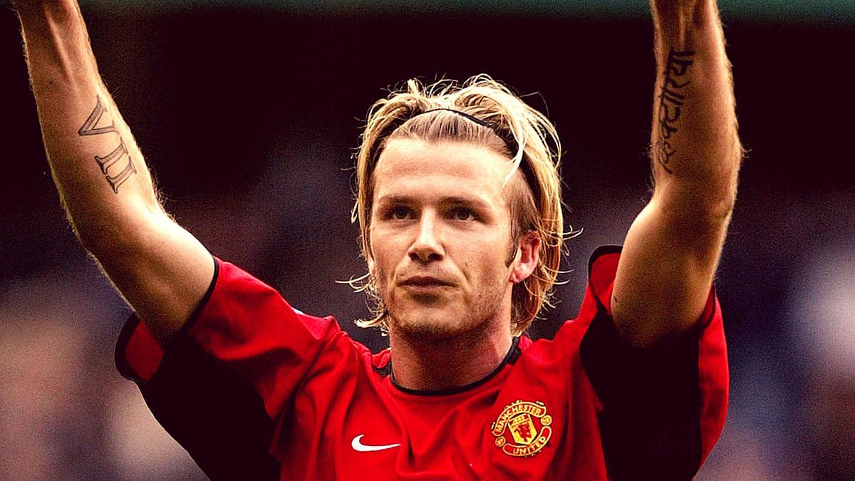 File photo of David Beckham. (Photo: Reuters)