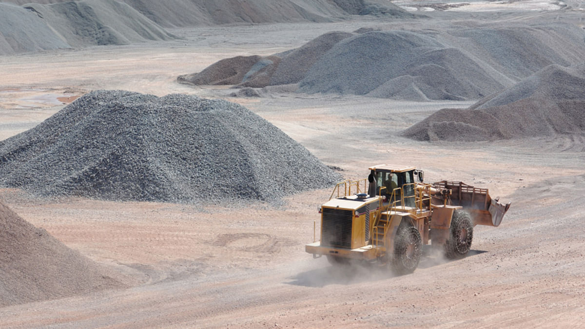 Representative image of a quarry. (Photo: iStockphoto)