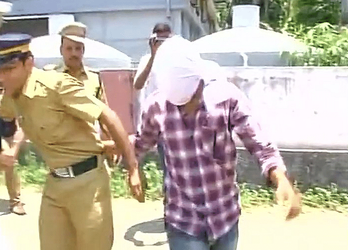 Two suspects have been questioned in connection with Jisha's brutal rape and murder.(Photo: ANI screengrab)