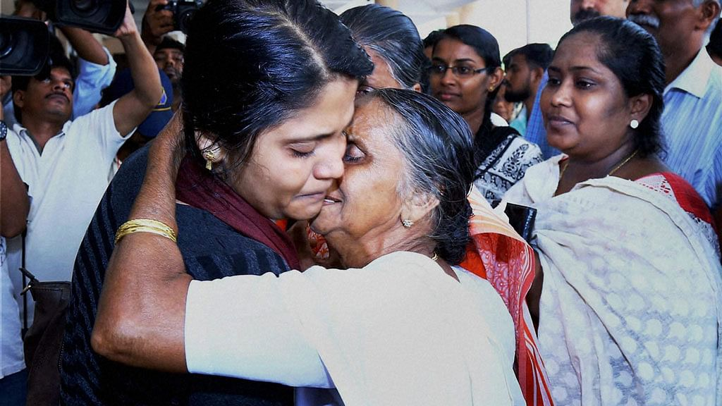 29 stranded Indians, including 16 Keralites, in strife-torn Libya were rescued. (Photo: PTI)