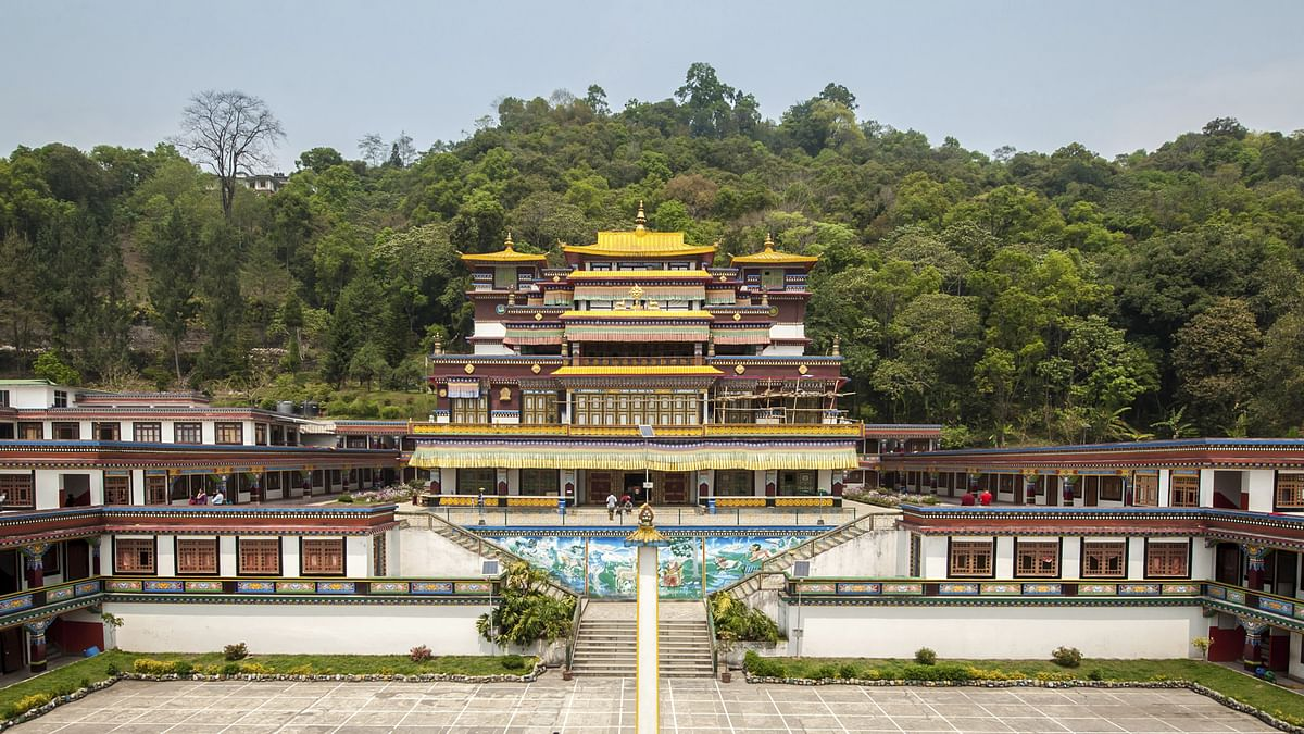 Sikkim is known for its natural beauty, temples and monastries. (Photo: iStockphoto)