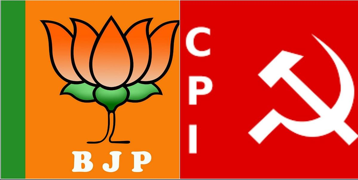 Prohibition features both on the BJP and CPI's election manifestos. (Photo: <b>The Quint</b>)