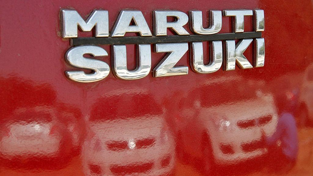 Maruti Suzuki. Image used for representational purpose.