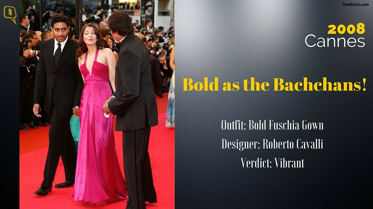 Cannes 2008: Bold as the Bachchans!