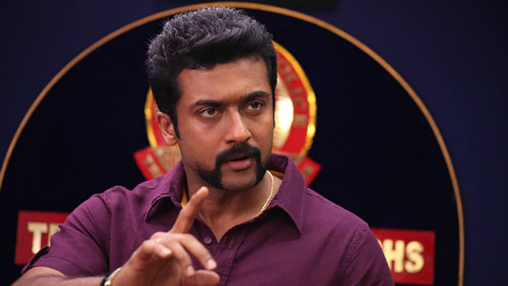 Actor Suriya Gets Flak for Criticising TN's Draft Education Policy