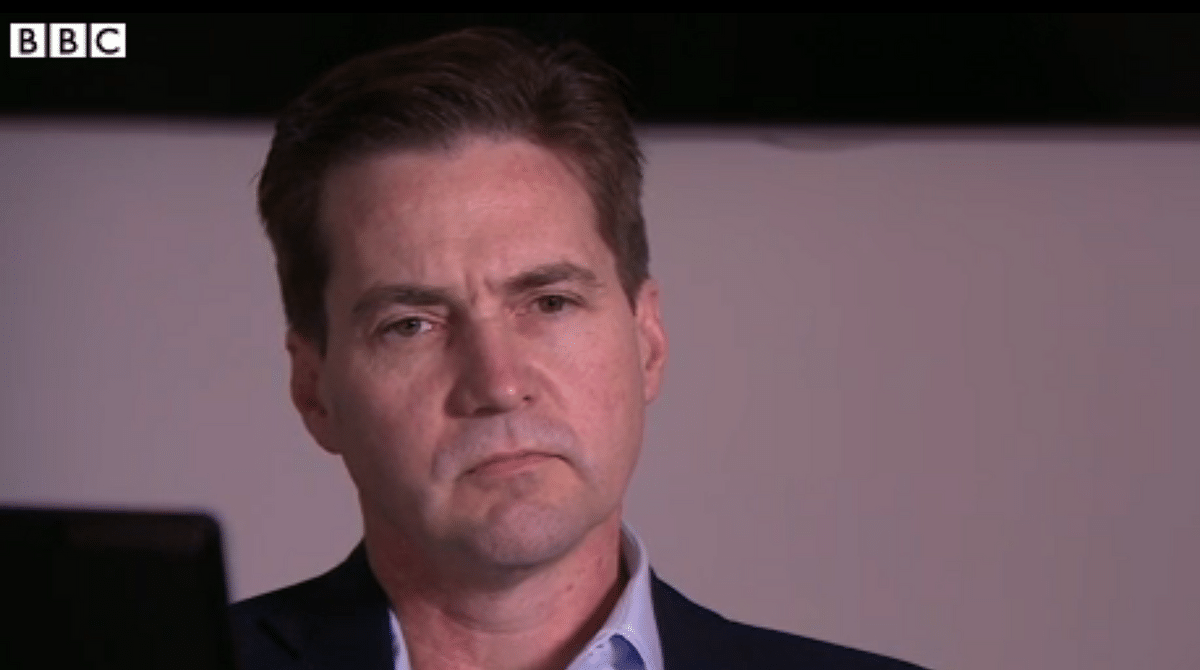 Craig Steven Wright, the creator of Bitcoin. (Photo Courtesy: <i>BBC </i>interview screengrab)