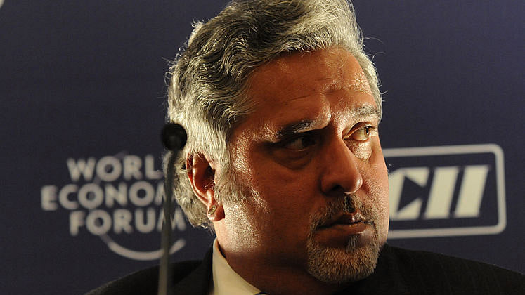 "Vijay Mallya at a CCI conference. (Photo Courtesy: <a href=""https://commons.wikimedia.org/wiki/File:Vijaymallya.jpg"">Wikimedia Commons</a>)"