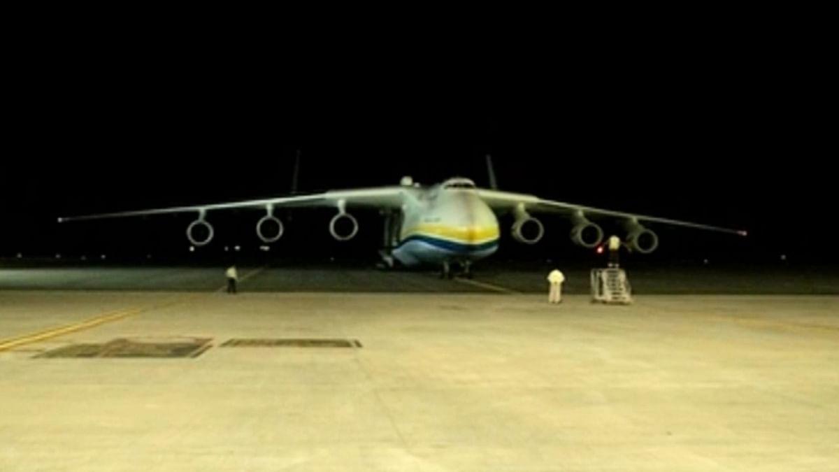 Antonov AN-225 Mriya. (Photo: ANI)