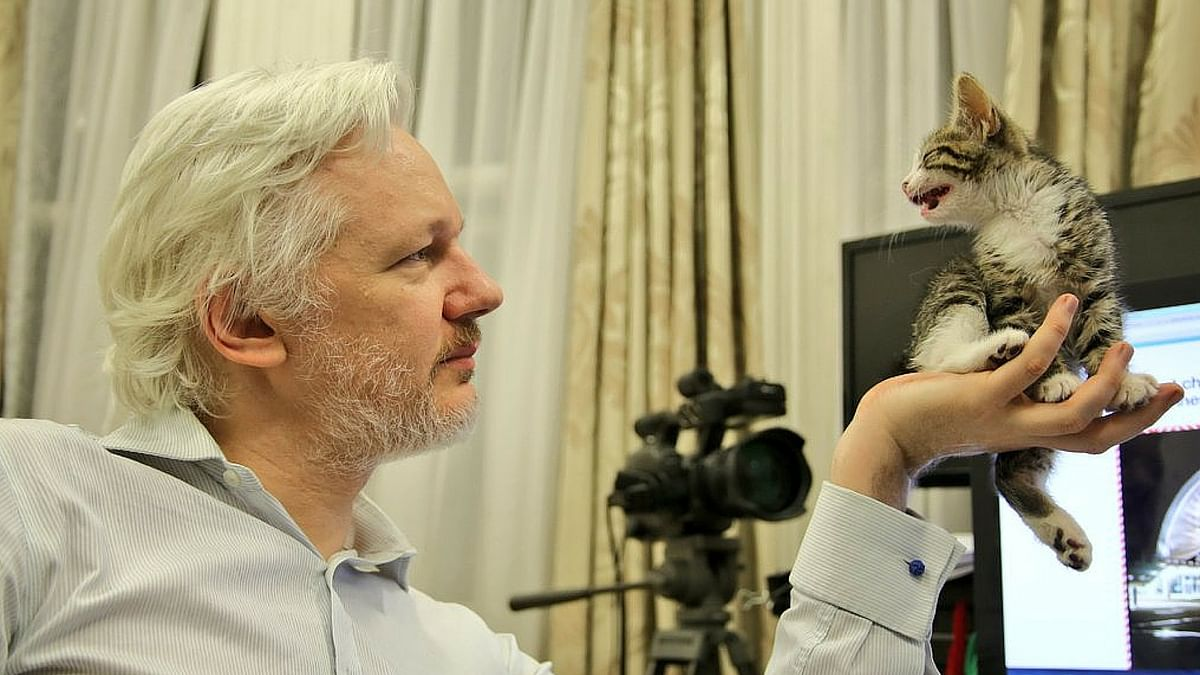 N Ram, Indira Jaisingh & Others Call for Julian Assange's Release