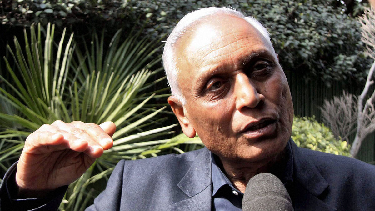 CBI has registered a case against former IAF chief Tyagi along with 13 others in the AgustaWestland scam. (Photo: PTI)