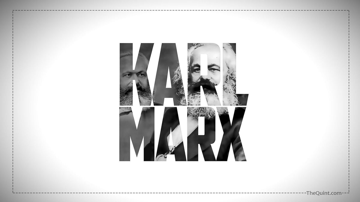 Karl Marx @ 200: No Dear Capitalism, He's Not Irrelevant Yet
