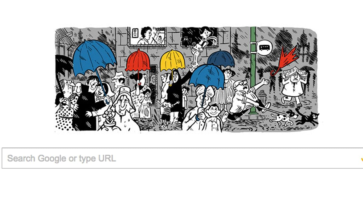 His earliest illustrations were depictions of village life, a theme for which he best remembered. (Courtesy: Google)