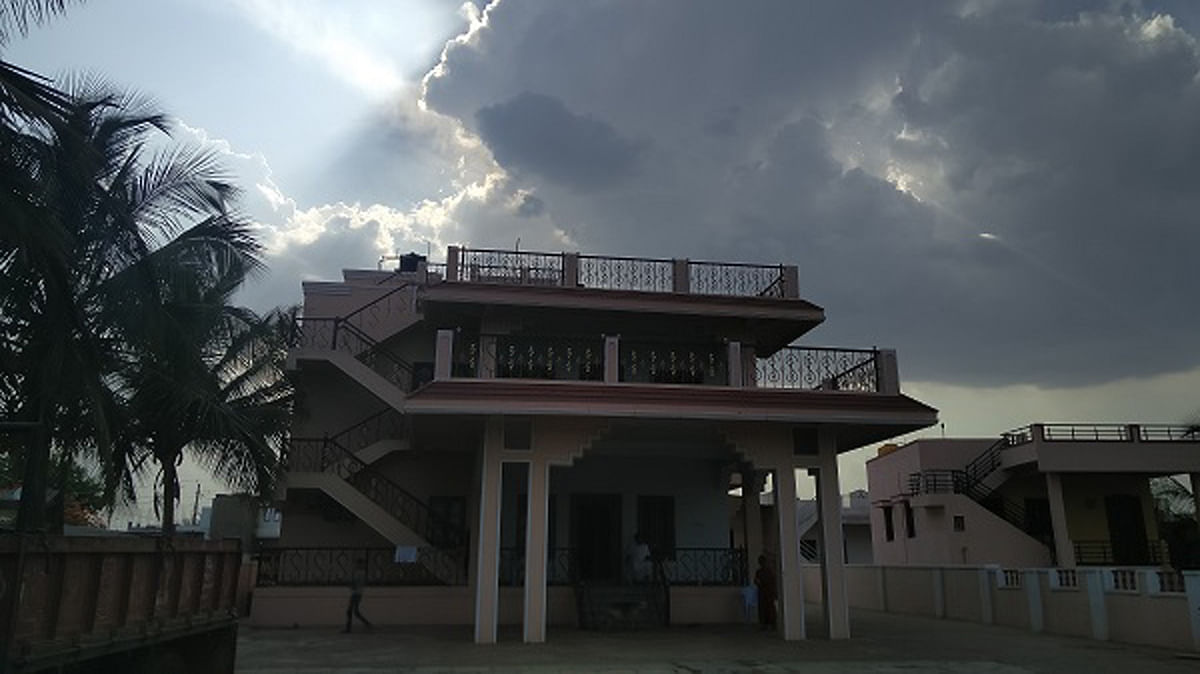 TR Naik's house. (Photo: <i>The News Minute</i>)