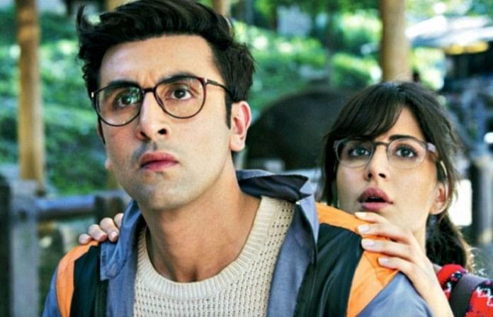 A sneak peek of the Ranbir Kapoor-Katrina Kaif starrer<i> Jagga Jasoos</i> just got leaked