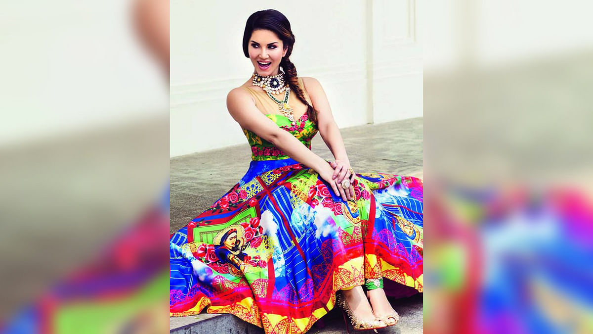 """Sunny Leone has broken many stereotypes and shattered many cliches in her time in Bollywood. (Photo Courtesy: <a href=""""https://www.facebook.com/sunnyleone/photos"""">Facebook/Sunny Leone</a>; Image altered by <b>The Quint</b>)"""
