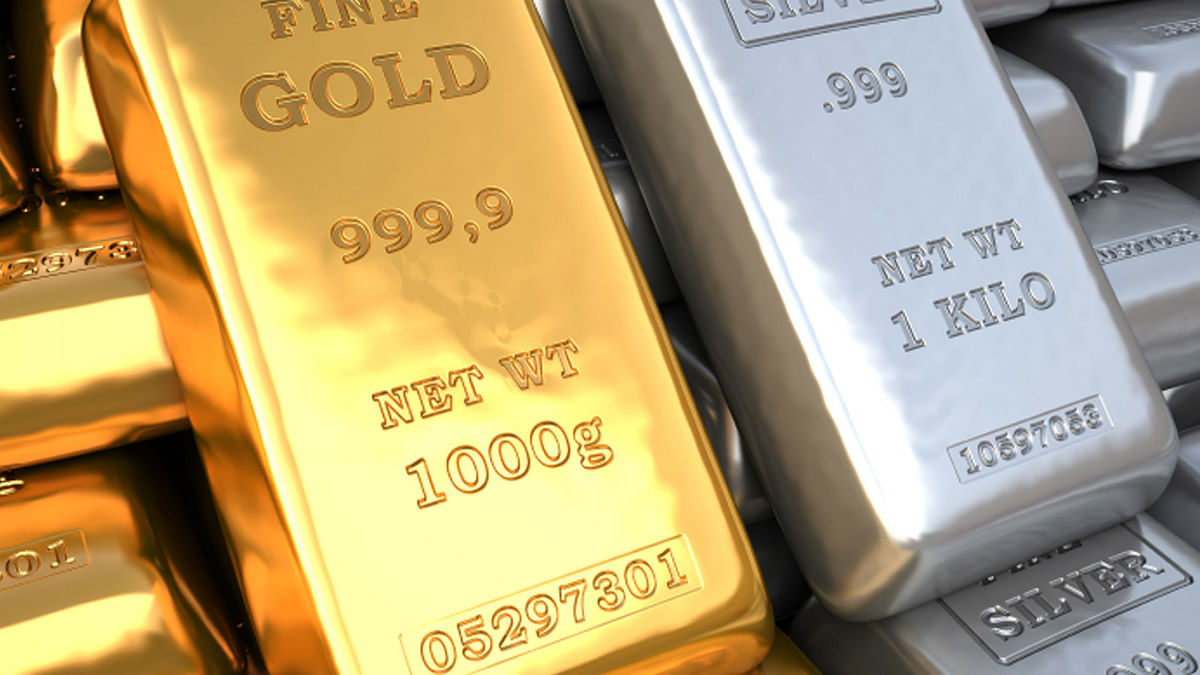Gold fell by Rs 100 to Rs 30,200 per 10 grams at the bullion market on Monday. (Photo: iStockphoto)