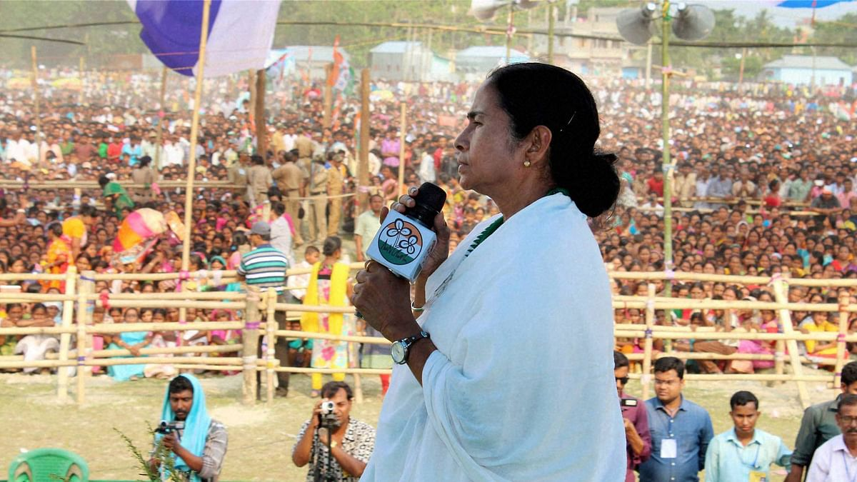Banerjee formed the Trinamool Congress (TMC) in 1998. (Photo: Reuters)