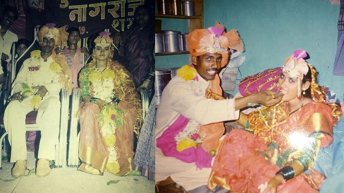 Nagraj Manjule's wife Sunita reveals her side of the story (Photo courtesy: Akash Supare)