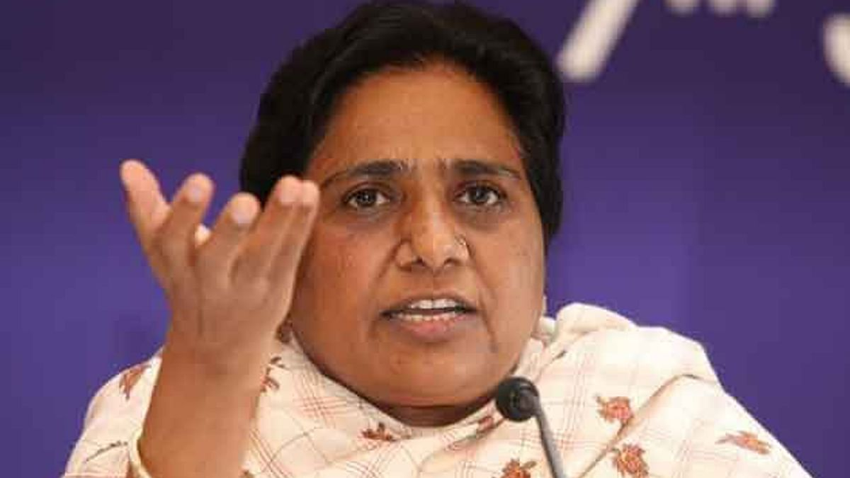 "BSP Chief, Mayawati has been accused of ""auctioning"" tickets for Assembly polls in Uttar Pradesh. (Photo: PTI)"