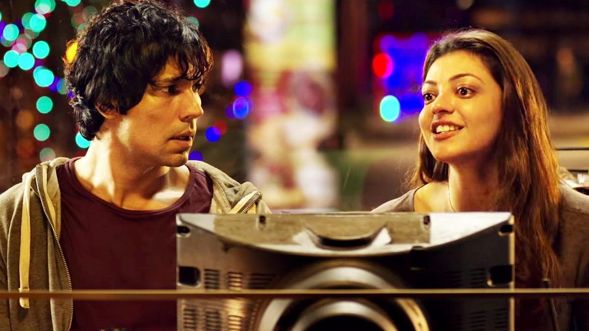 """Randeep Hooda and Kajal Aggarwal in <i>Do Lafzon Ki Kahani</i> trailer. (Photo Courtesy: <a href=""""https://www.youtube.com/watch?v=1ZuGVyVNVAY"""">YouTube/PenMovies</a>)"""