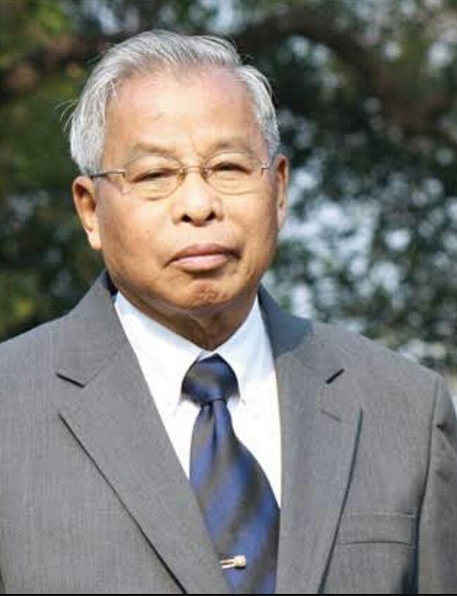 Isak Chisi Swu (Photo: Maina Dutta)