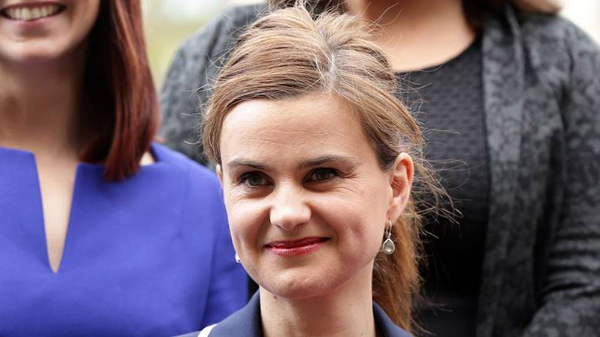 British MP Jo Cox's Murderer to Go on Trial on 14 November