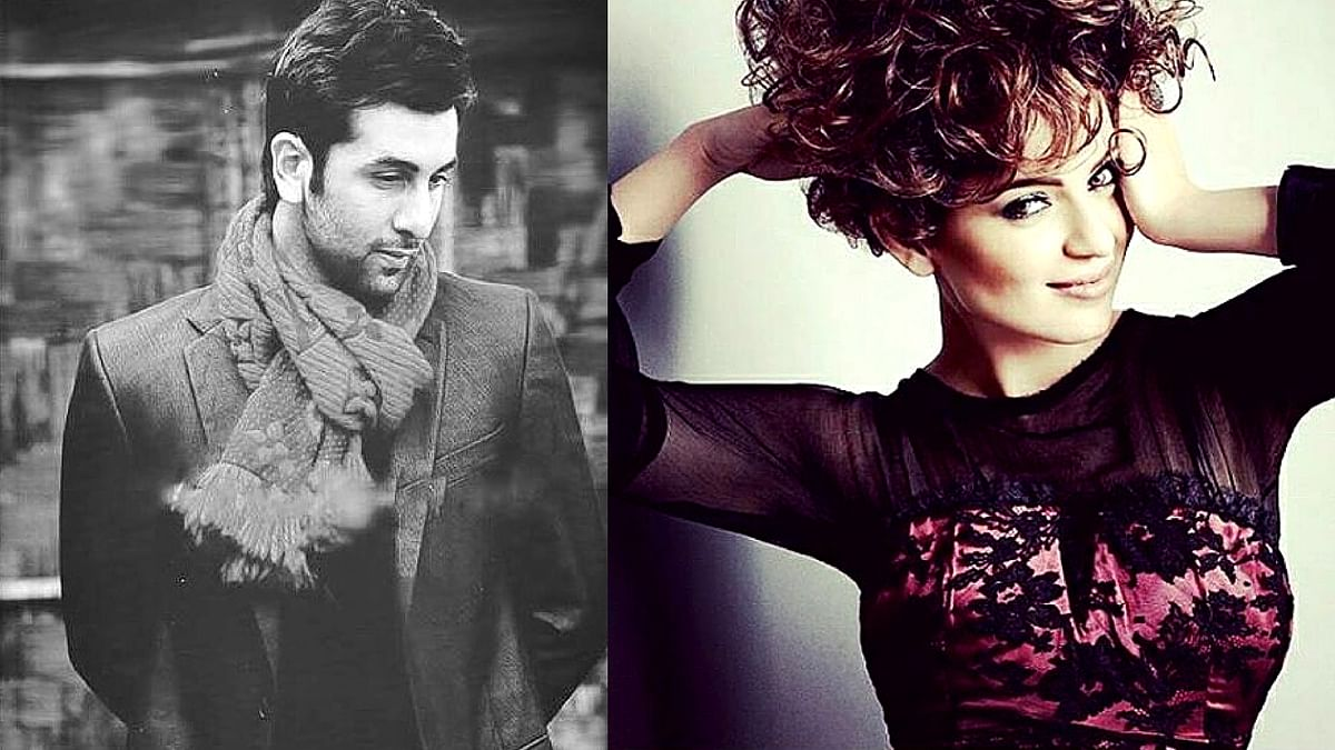 Ranbir Kapoor is allegedly furious about being linked to Kangana Ranaut (Photos courtesy: Instagram)
